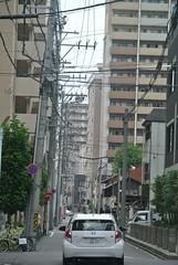 nagoya15654 (tanayan) Tags: town urban cityscape aichi nagoya japan nikon j1    road street alley