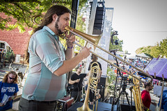 jazzfest-peoplesjazz-20160806-0614-edit (WKAR-MSU) Tags: thepeoplesjazzband wkar backstagepass lansing jazzfest musicperformance tvproduction 2016