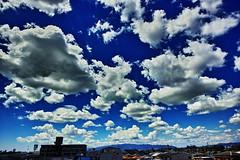 20160822_DP0Q5275 (NAMARA EXPRESS) Tags: landscape sky cloud blue weather deepsky deepblue noon summer fine outdoor color foveonclassicblue toyonaka osaka japan foveon sigma dp0 quattro wide ultrawide superwide namaraexp