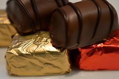 Macro Mondays - Sweet Spot Squared (vegeta25) Tags: sweetspotsquared macro macromondays sweet bonbon yellow red white chocolate choco