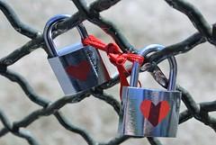 Love Locks   Montmartre   Paris (Elisabeth de Ru) Tags: paris 75018 montmartre lovelocks hearts cadenas parisaugust10182016 europe france parijs