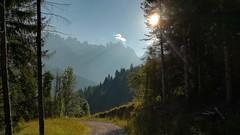 (Cristina Birri) Tags: fornidisopra udine friuli carnia dolomiti montagne mountains sentiero bosco tramonto sunset estate summer
