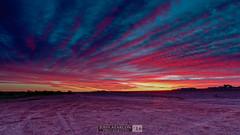 Sunrise at Coober Pedy (jrazarcon) Tags: nikond810 afs nikkor 20mm f18g ed john azarcon jrazarcon sunrise photography landscape dxoprooptics benro tripod d810 filter southaustralia coober pedy cooberpedy australia au long exposure dust camping