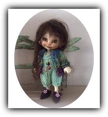 Kiki loves her new cozy fall outfit  (Jonquil O) Tags: realpukipapilio real puki kiki bjd fairyland papilio