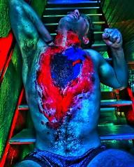 Corao Poeta (jamesnorwayart) Tags: visual art poetry poesia arte brasil poets death love hurts hearts heart need it