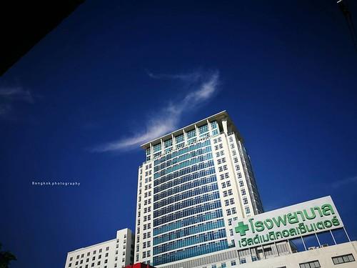 The world medical center hospital. รพ.เวิลด์เมดิคอลเซ็นเตอร์สวัสดีค่ะ #nonthaburi #thailand #hospital