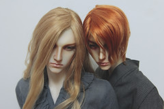 Raoul&Katze (Legend_chii) Tags: ainokusabi kusabi raoul katze 5th motif venitu goohwa