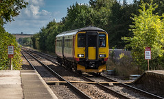 Bored. (kevaruka) Tags: eltonorston leicestershire station autumn 2016 september colour colours colasrailfreight colas freighttrain dmu countryside eastmidlands nottinghamshire trains train transport trainstation railway networkrail britishrail class60 class56 england yellow orange flickr frontpage thephotographyblog ilobsterit stock canon canoneos5dmk3 canon5dmk3 canonef100400f4556l 5d3 5diii 5d 5dmk3 composition locomotive heritage historic lines leadinglines ruleofthirds boobs milf sexy wife scenic scenery trees green 156405