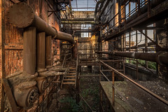 DSC_5617-HDR (Foto-Runner) Tags: urbex lost decay abandonn factory usine rusty rouille