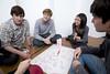 TILT Co-Design Workshop (Student Hubs) Tags: paper workshop brainstorm discussion activity tilt teamwork turlstreet tsk codesign turlstreetkitchen