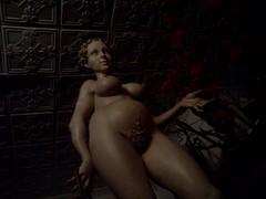 fertility goddess (lia) Tags: cameraphone statue fertile fecund fertilitygoddess