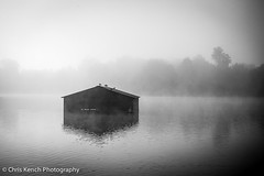 Boathouse (Chris Kench Photography) Tags: bw monochrome blackwhite nikon nikkor hertfordshire herts rickmansworth d700 kenchie