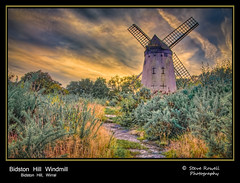 Bidston Hill Windmill (Steve Rowell Photography) Tags: sunset england windmill landscape northwest hdr wirral merseyside bidstonhill bidstonwindmill rememberthatmomentlevel4 rememberthatmomentlevel1 rememberthatmomentlevel2 rememberthatmomentlevel3 rememberthatmomentlevel7 rememberthatmomentlevel9 rememberthatmomentlevel5 rememberthatmomentlevel6 rememberthatmomentlevel8 rememberthatmomentlevel10