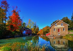 morningstar mill / decew falls (Rex Montalban) Tags: autumn colours hss decew morningstarmill rexmontalbanphotography sliderssunday