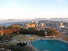Sunrise in Maseru (Queen Esoterica) Tags: lesotho maseru lesothosun