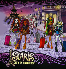 Monster High Scaris City of Fright (super.star.76) Tags: new city monster high doll long dolls frankie calaveras mattel fright 2012 calavera rochelle 2013 scaris skelita jinafre