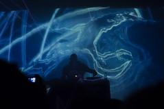 sangria spin cycles. (heysly) Tags: music hall concert lowlight lotus live danforth jeremiah jae flyin teebs brainfeeder