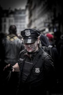 Zombie Walk 2012 Paris
