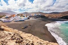 Ajuy (Kretzsche93) Tags: strand meer fuerteventura urlaub ajuy natur insel ferien spanien wste fischerdorf kanarischeinseln
