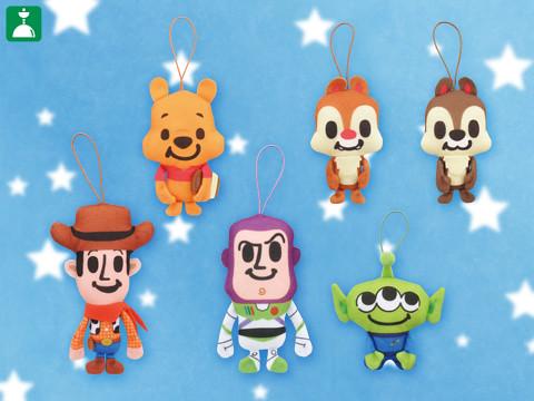 Disney Pixar × PansonWorks 皮克斯系列景品曝光
