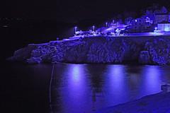 night everywhere (francesko) Tags: blue night canon blu best l 5d 1740 cs4