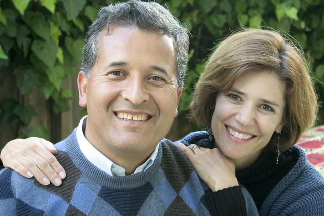 Juan and Adrienne Vargas
