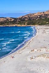 Ostriconi Beach-8 (marcdelfr) Tags: ocean travel sea france beach landscape mediterranean corse corsica streetphotography scenics stitchedpanorama ostriconi palasca