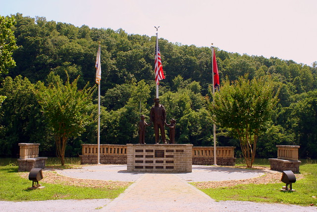 Roane County Law Enforcement Memorial