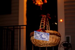 Halloween 2012 (WabbyTwaxx) Tags: halloween basket or treat trick 2012