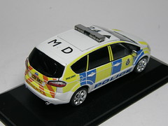 2011 Ministry of Defence Police Dog Section Ford S-Max 1:43 scale (T.O.T. Models) Tags: dog ford scale ministry police section defence 143 smax 2011