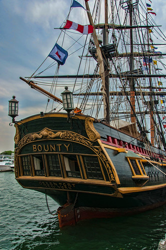 Remembering the HMS Bounty
