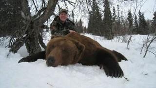 Alaska Moose and Bear Hunt - Dillingham 16