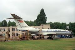 CCCP-65615 Tupolev TU-134 Aeroflot (pslg05896) Tags: ukraine tupolev aeroflot tu134 krivoyrog cccp65615 kryvyirih