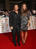 Peter Andre and girlfriend Emily MacDonagh The Daily Mirror Pride of Britain Awards 2012 London