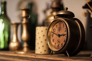 Time is Tickin' into Bokeh
