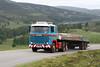 Scania 141 KFV 130S (gylesnikki) Tags: blue truck scotland scenery scottish artic scotlee scotleetransport