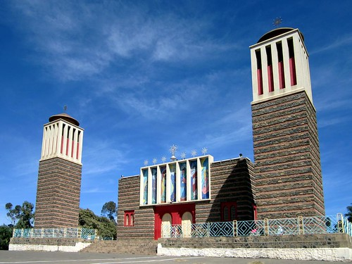 Enda Mariam Orthodox Cathedral