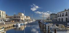 le port de Marseillan