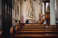 1.8.13 Fredericksburg (svllcn) Tags: church 35mm nikon fredericksburg d5100