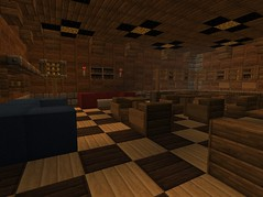 Minecraft Coffee Shop