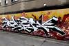 In Toronto -- Osker (LoisInWonderland) Tags: toronto canada graffiti osker torontograffiti