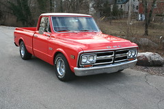"""1968 GMC Truck • <a style=""""font-size:0.8em;"""" href=""""http://www.flickr.com/photos/85572005@N00/8408999405/"""" target=""""_blank"""">View on Flickr</a>"""
