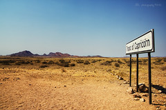 #15 Crossing Latitudes [Explored #81 25-1-2013] (..illi..) Tags: africa safari tropic namibia capricorn