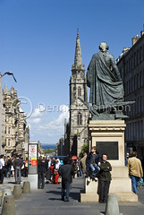 Adam Smith statue, Royal Mile, Edinburgh, Scotland (dkjphoto) Tags: uk travel art tourism monument public statue scotland memorial edinburgh europe tour edinburghcastle unitedkingdom johnson royal scottish whiskey philosophy queen intelligence royalmile whisky scotch enlightenment economics royalty economist scots holyroodpalace adamsmith wwwdenniskjohnsoncom denniskjohnson