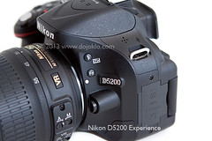 Nikon D5200 - detail of body and controls (dojoklo) Tags: detail book nikon body buttons howto controls use guide manual dslr mode learn instruction tutorial autofocus fieldguide d5200 nikond5200