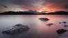 Clatteringshaws Loch (.Brian Kerr Photography.) Tags: sunset colour reflections scotland rocks loch dumfriesgalloway dumfriesandgalloway newgalloway gallowayforest clatteringshawsloch briankerrphotography