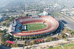 USC Coliseum (HunterKerhart.com) Tags: usc coliseum losangeles dtla downtownlosangeles downtownla