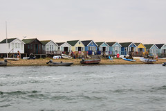 (Capt' Gorgeous) Tags: christchurch mudeford dorset coast beachhuts sea sand huts harbour