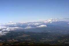 Mt. Adams and Rainer (spollock61) Tags: mthood oregon mtadams mtrainer scenery beauty nikon nature outdoors thepacificnorthwest
