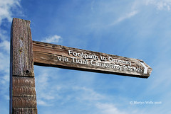 This Way to Oronsay - Isle of Skye (mpw1421) Tags: nikon d60 scotland scottishhighlands isleofskye unlimitedphotos oransayisland signpost